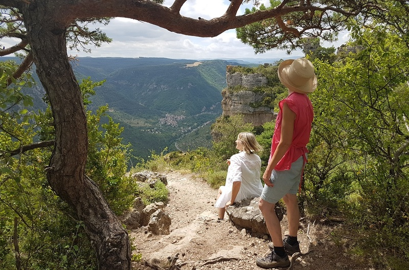 Grands Causses, Gorges of the Tarn & Jonte, Self guided
